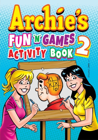 Archie Fun 'n' Games Activity Book 2