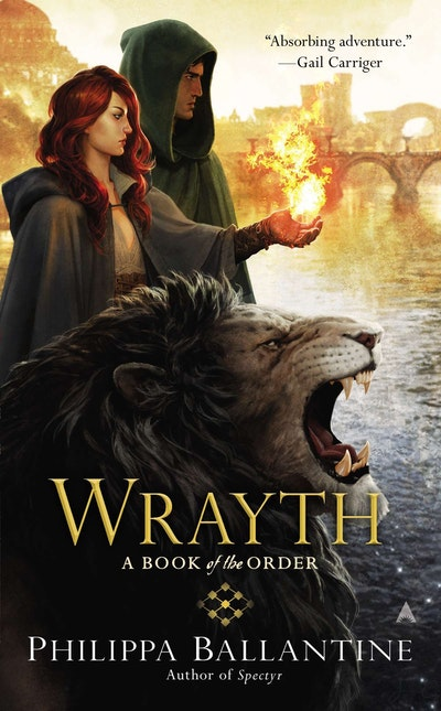 Wrayth: A Book of the Order: Book 3