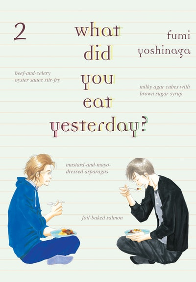 What Did You Eat Yesterday?, Volume 2