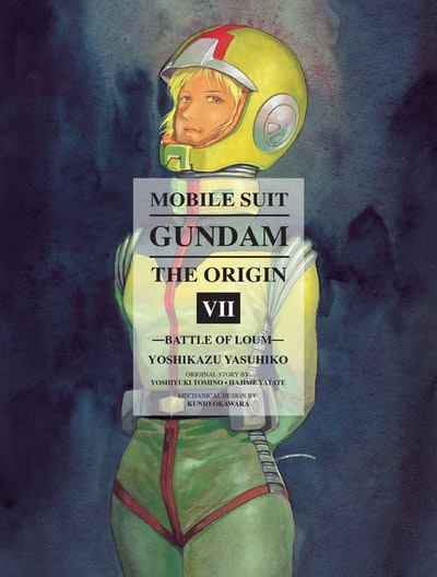 Mobile Suit Gundam The Origin, Volume 7