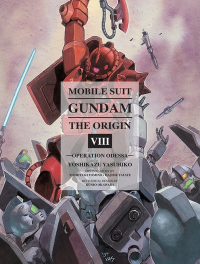 Mobile Suit Gundam The Origin, Volume 8
