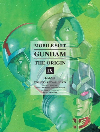 Mobile Suit Gundam The Origin, Volume 9