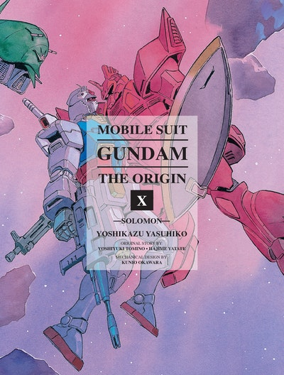 Mobile Suit Gundam The Origin, Volume 10