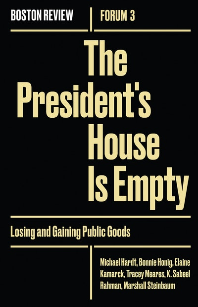 The President's House Is Empty