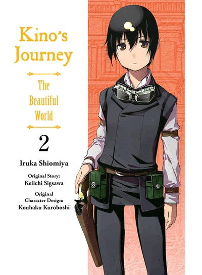 Kino's Journey- The Beautiful World, Vol 2