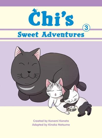 Chi's Sweet Adventures, 3