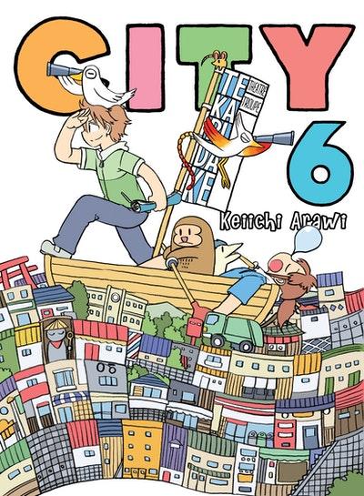 CITY, volume 6