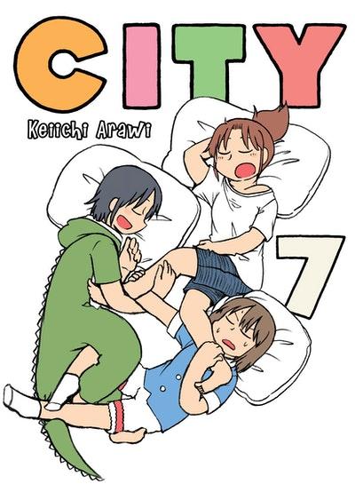 CITY, volume 7