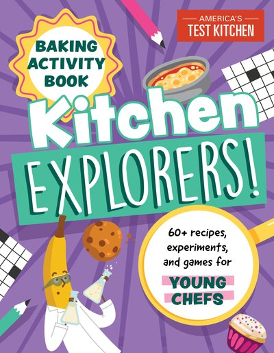 Food Fun An Activity Book for Young Chefs
