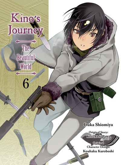 Kino's Journey - the Beautiful World, volume 6