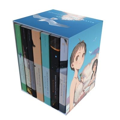 MONOGATARI Series Box Set, Final Season