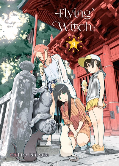 Flying Witch, volume 9