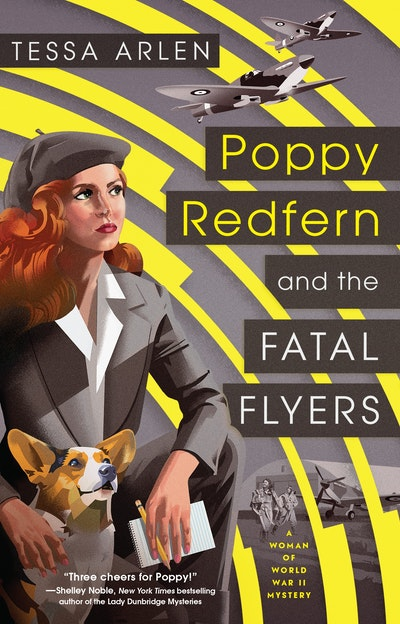 Poppy Redfern and the Fatal Flyers