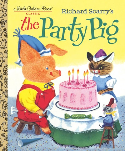 LGB The Party Pig