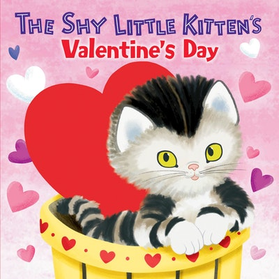 The Shy Little Kitten's Valentine's Day