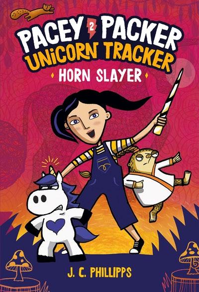 Pacey Packer Unicorn Tracker 2