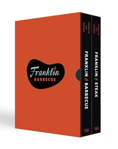 The Franklin Barbecue Collection [Special Edition, Two-Book Boxed Set]