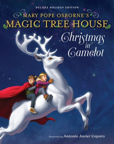 Magic Tree House Deluxe Holiday Edition
