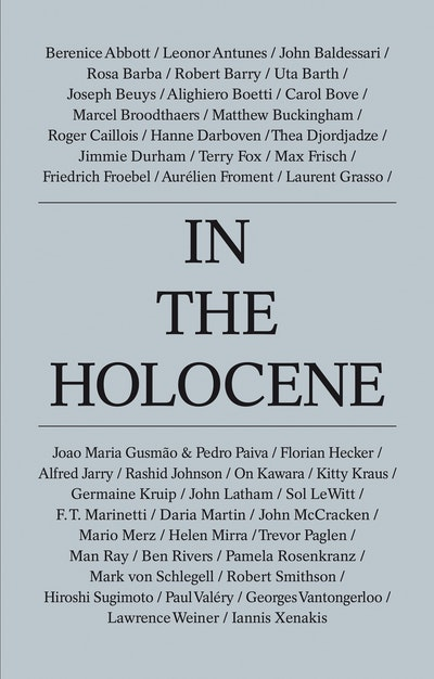 In the Holocene