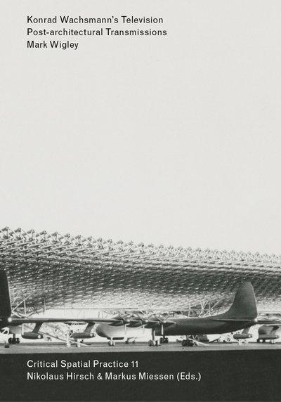 Konrad Wachsmann's Television