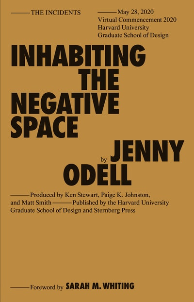 Inhabiting the Negative Space