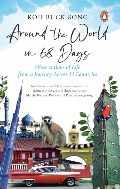 Around the World in 68 Days