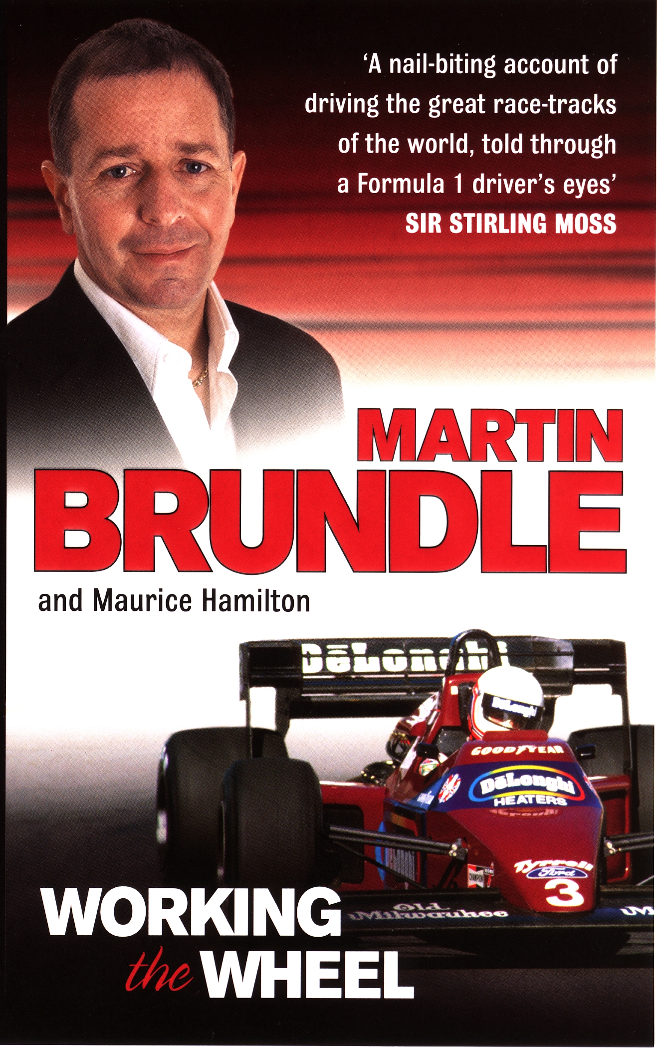 Working The Wheel By Martin Brundle Penguin Books Australia