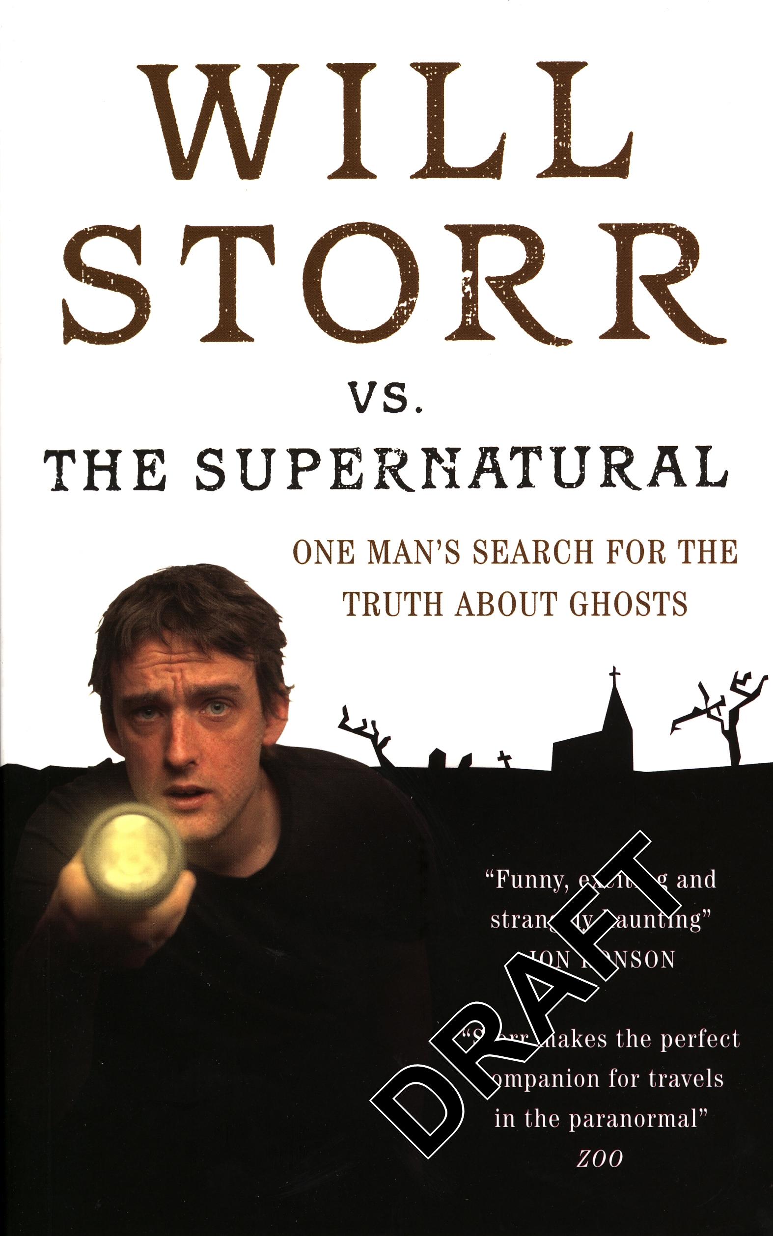 Will Storr Vs  The Supernatural by Will Storr - Penguin
