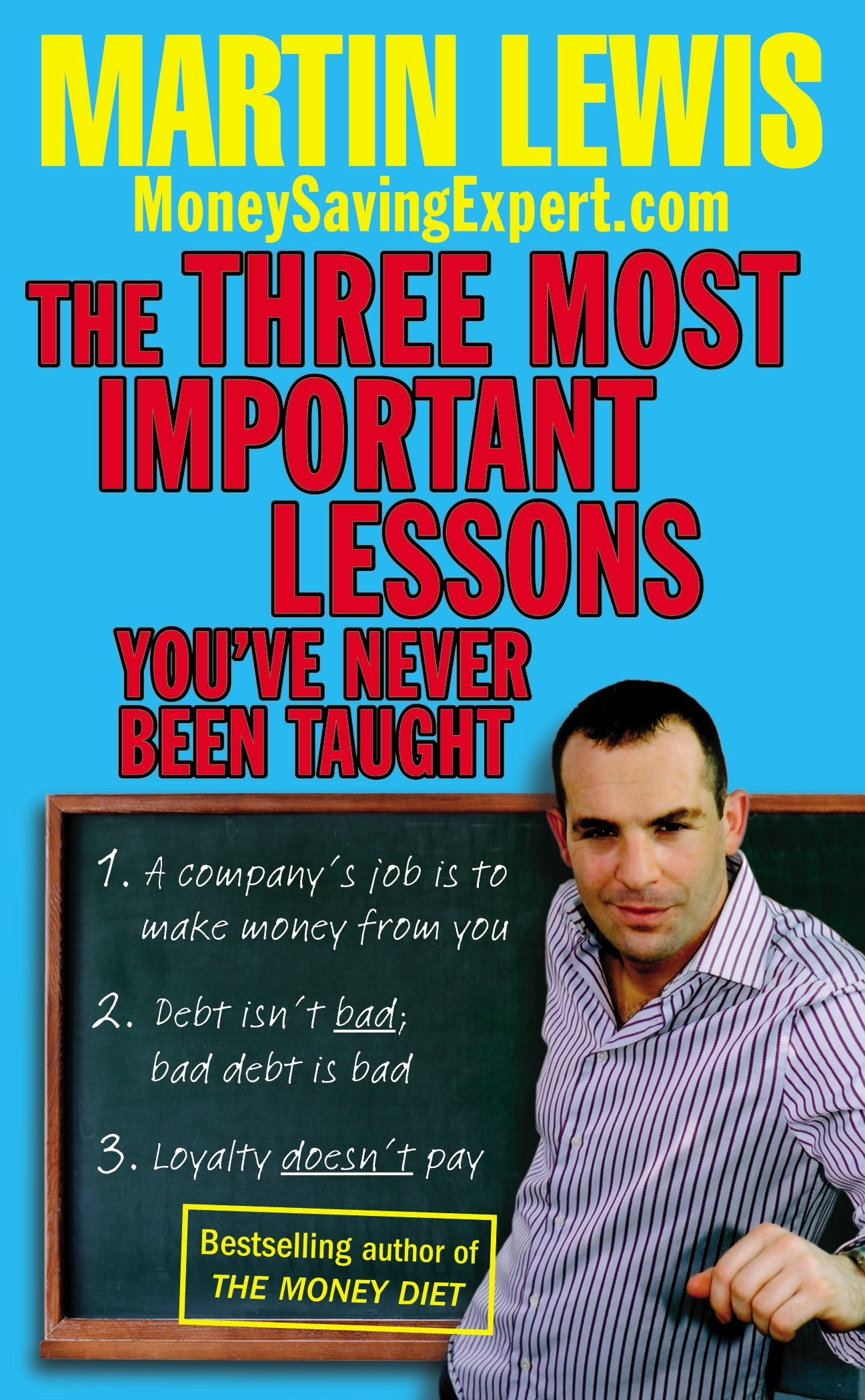 The Three Most Important Lessons You've Never Been Taught