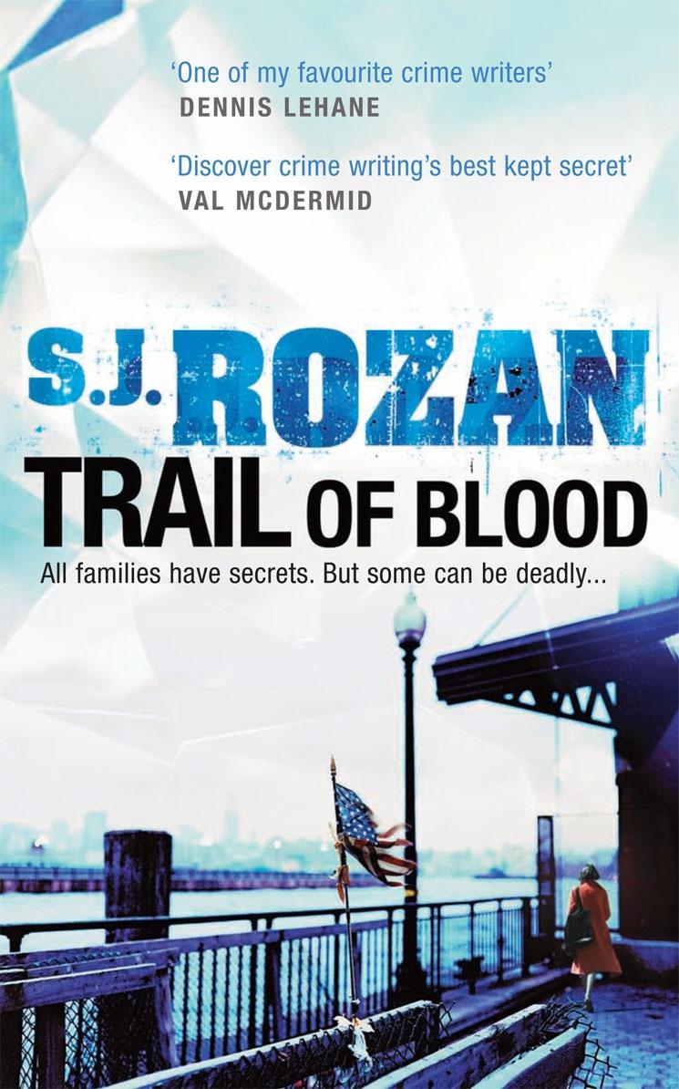 Trail Of Blood By S J Rozan Penguin Books Australia border=