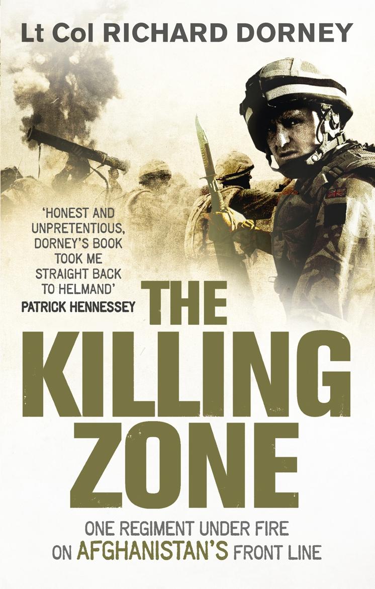 Penguin Book Cover Zone : The killing zone by richard dorney penguin books australia