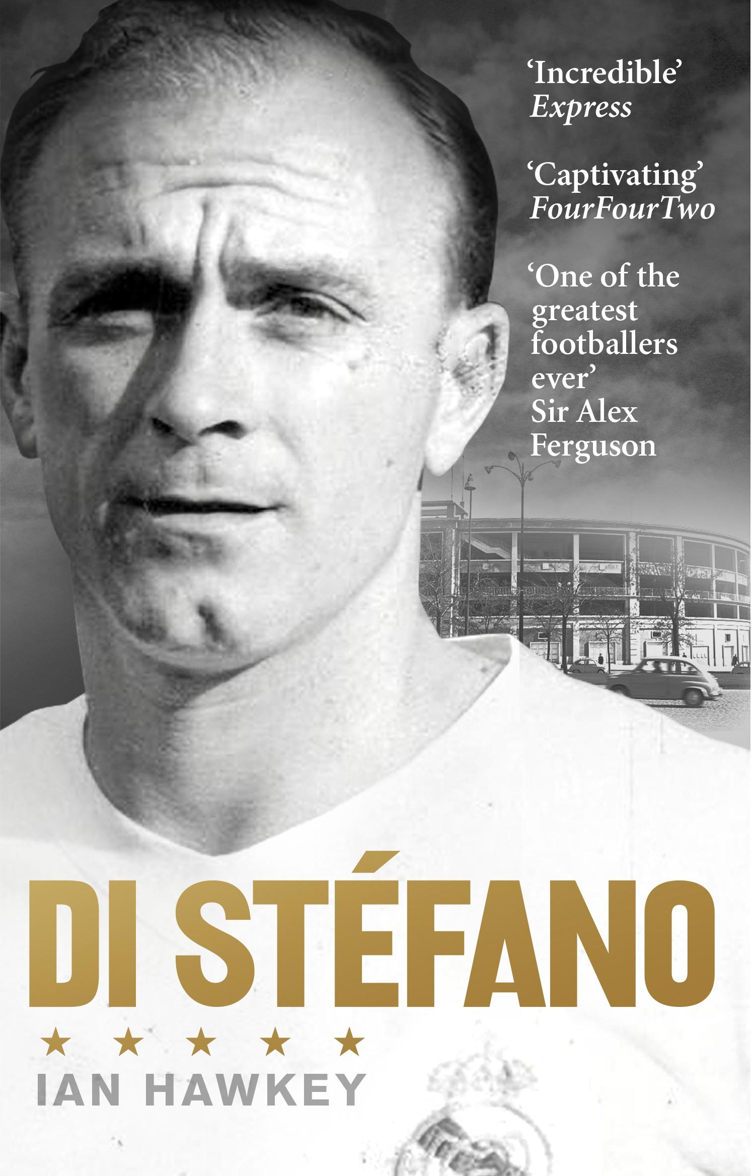 Di Stéfano by Ian Hawkey Penguin Books Australia