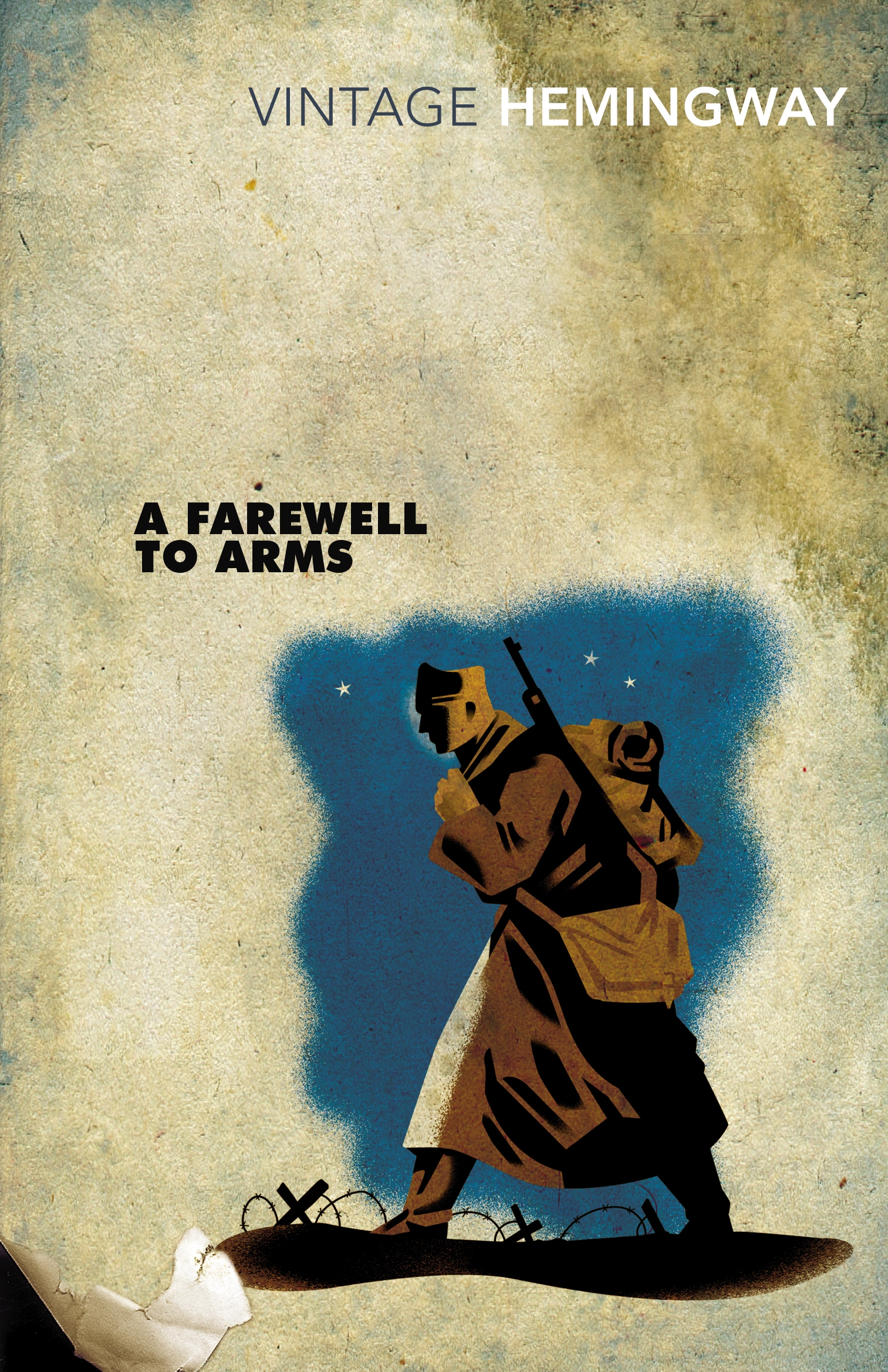 literary analysis of the novel a farewell to arms A farewell to arms, by ernest hemingway, is a typical love story  the theme  that hemingway emphasizes throughout the novel is the search for order in a.