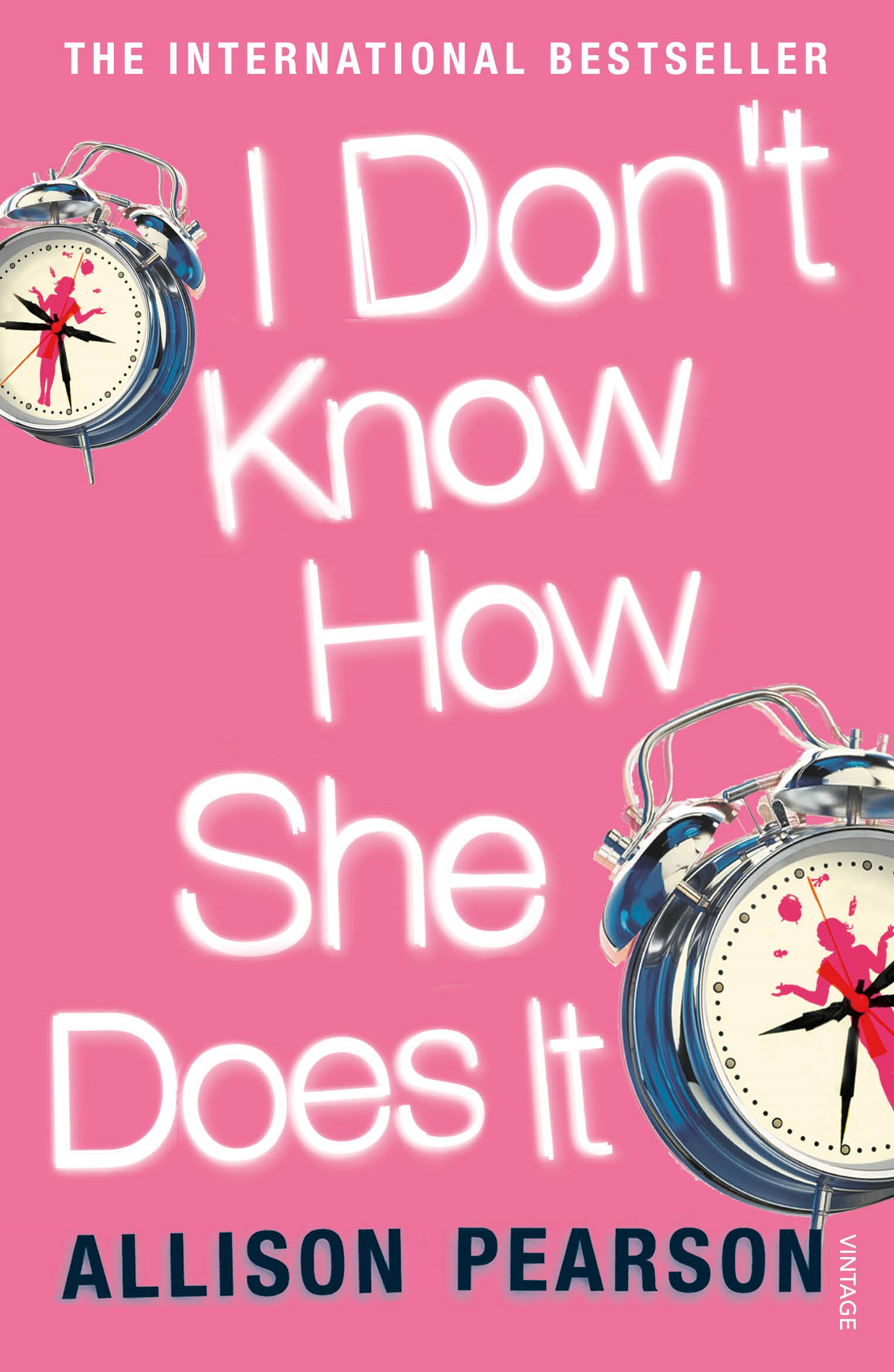 I Don't Know How She Does It by Allison Pearson - Penguin ...