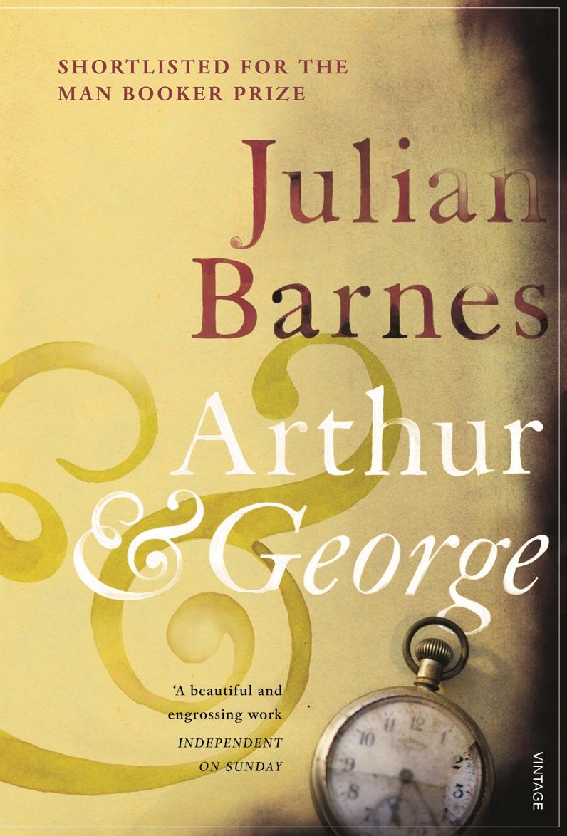 Original Penguin Book Covers : Arthur george by julian barnes penguin books australia
