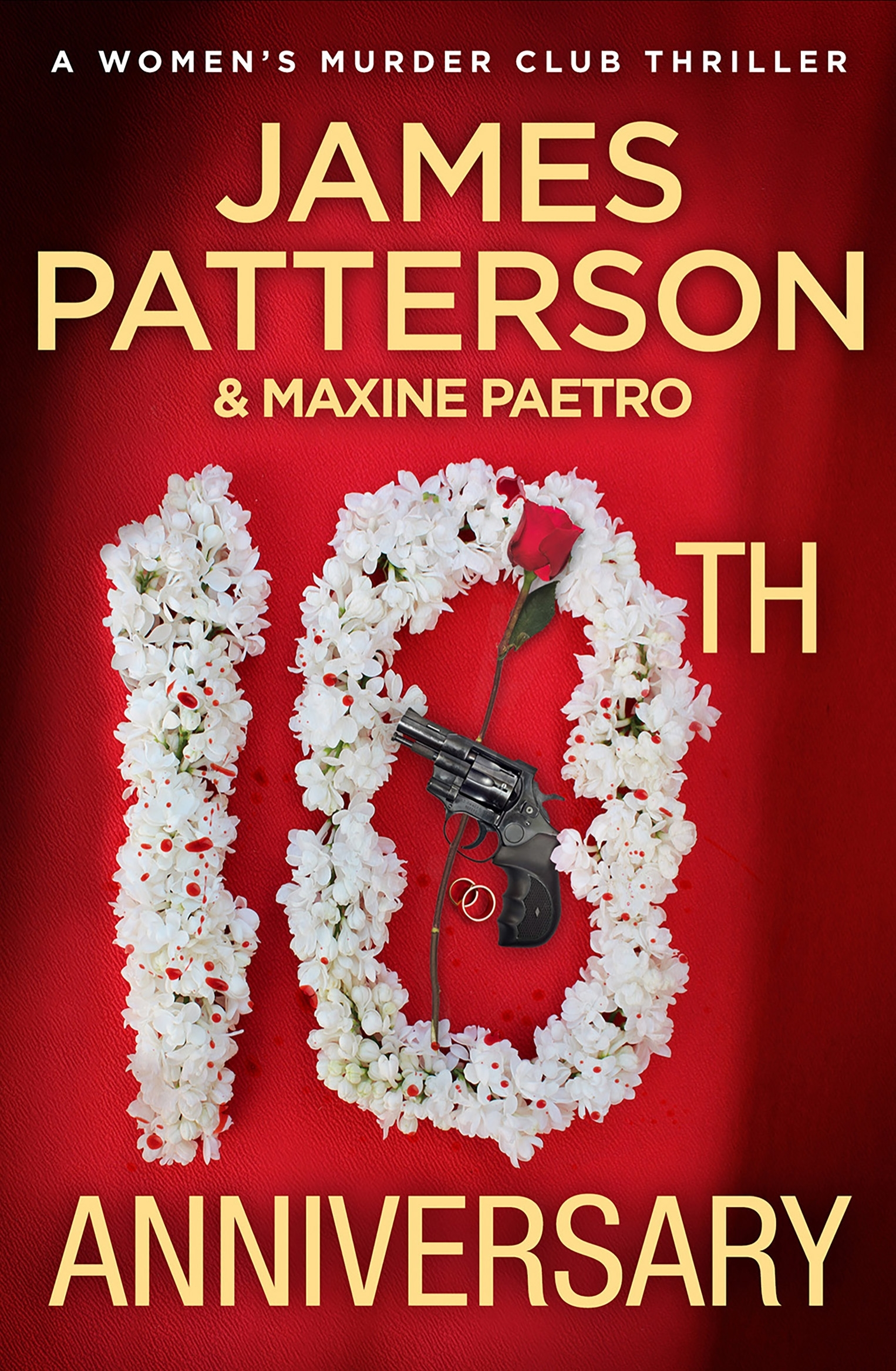 Image result for 10th anniversary james patterson