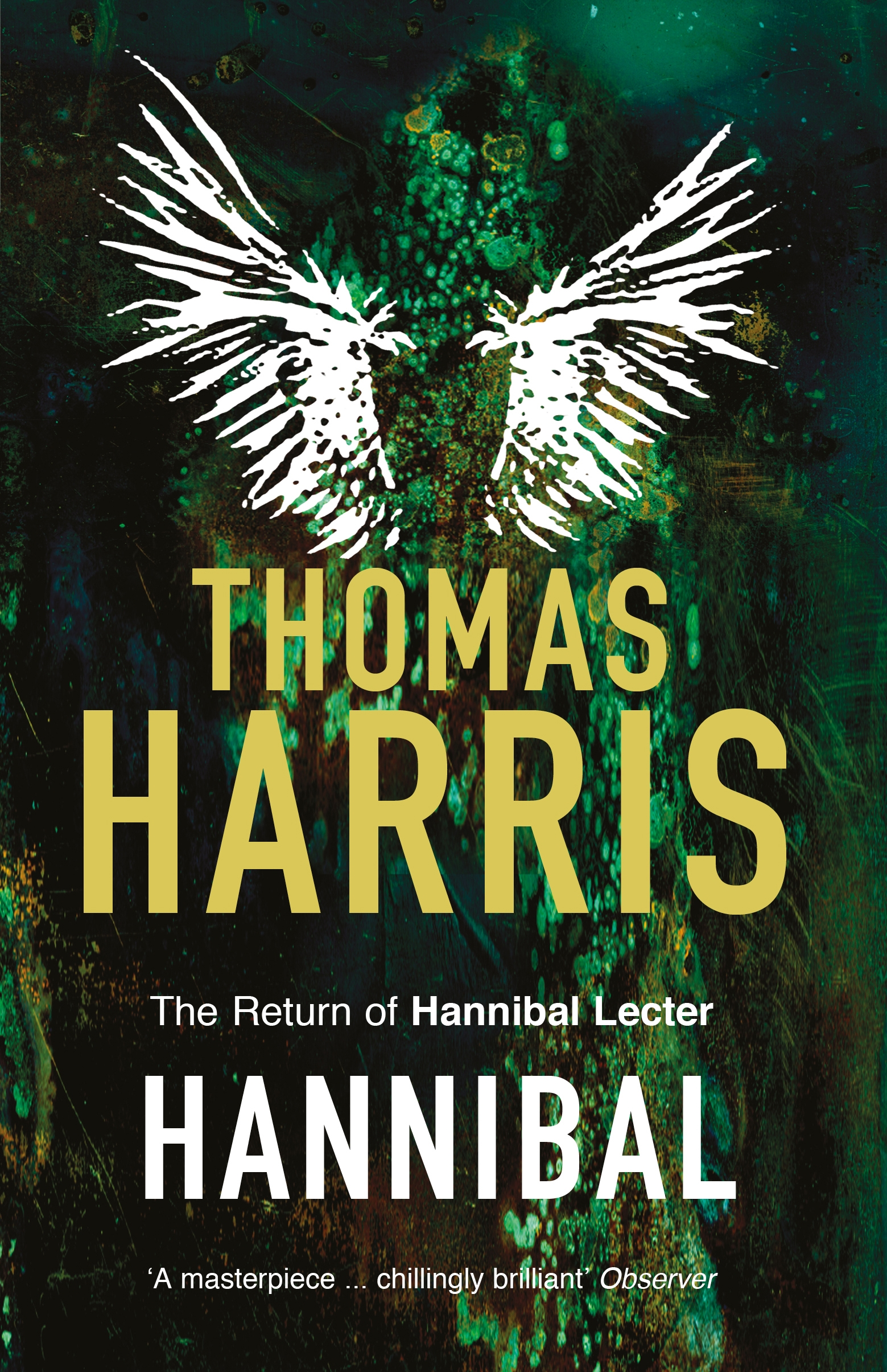 an analysis of the novel by thomas harris Essay on politics in the novel imperium the silence of the lambs by thomas harris is said to fall under project analysis and recommendation.