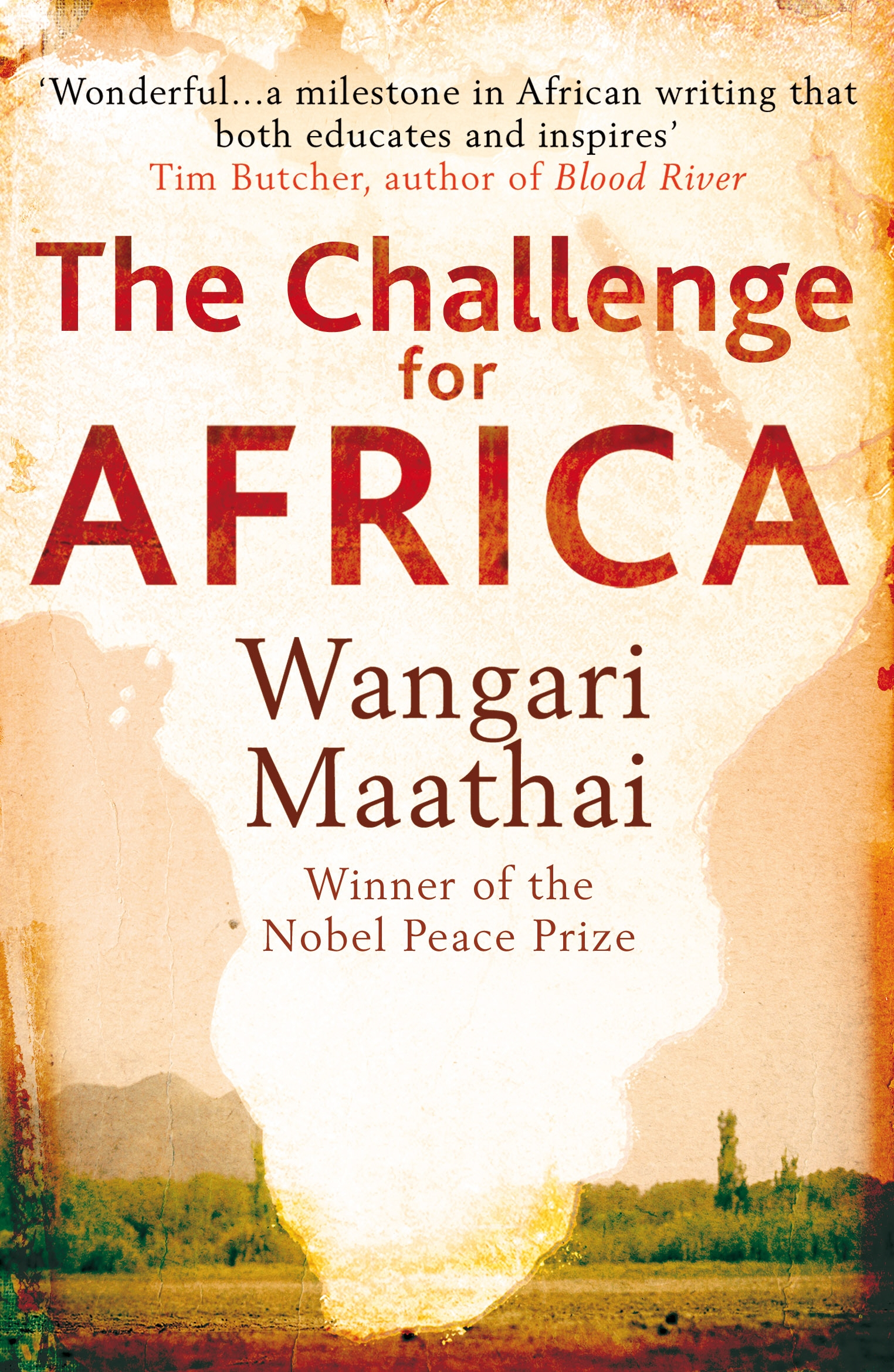 The Challenge For Africa By Wangari Maathai Penguin