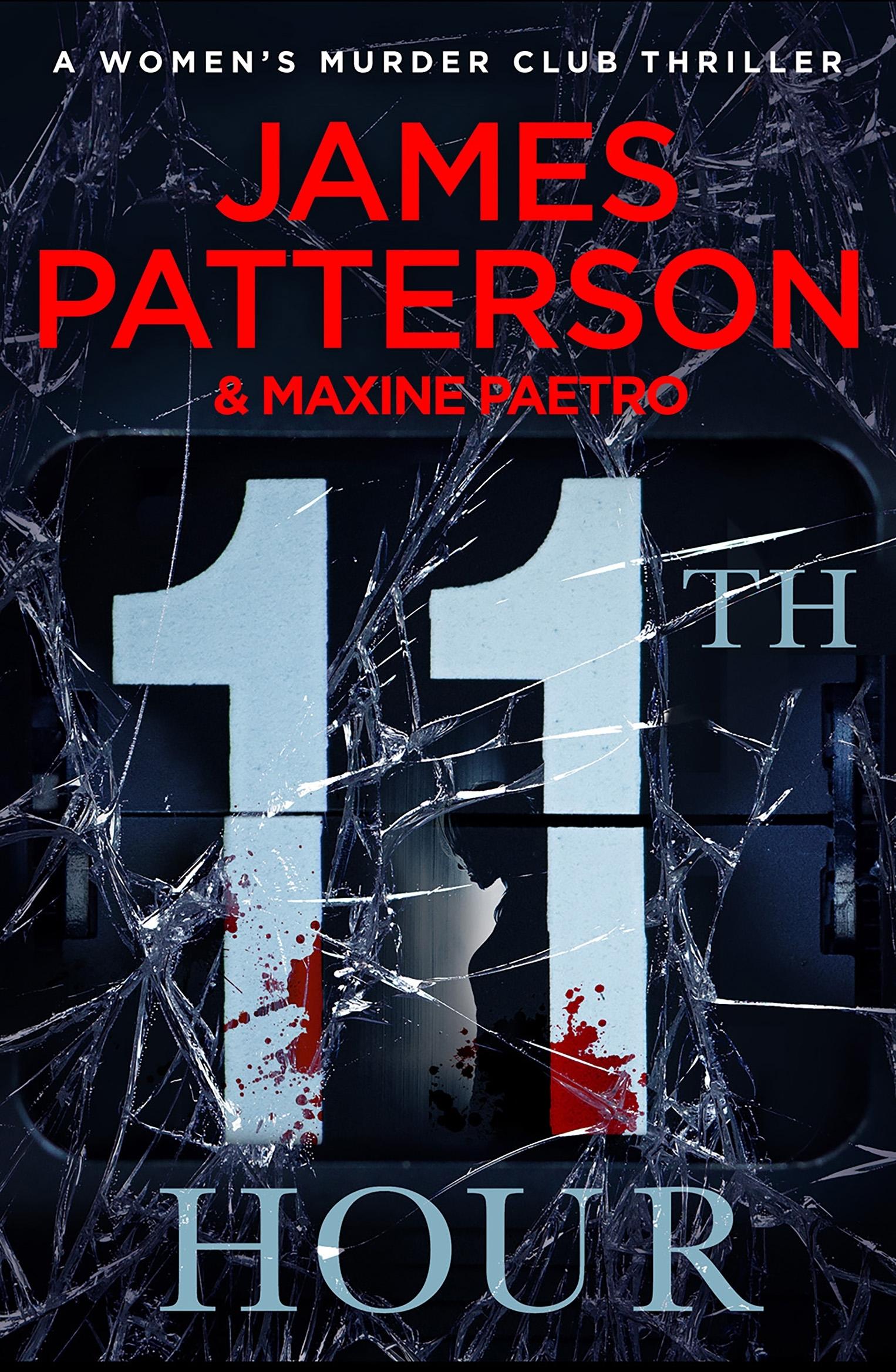 James patterson book club