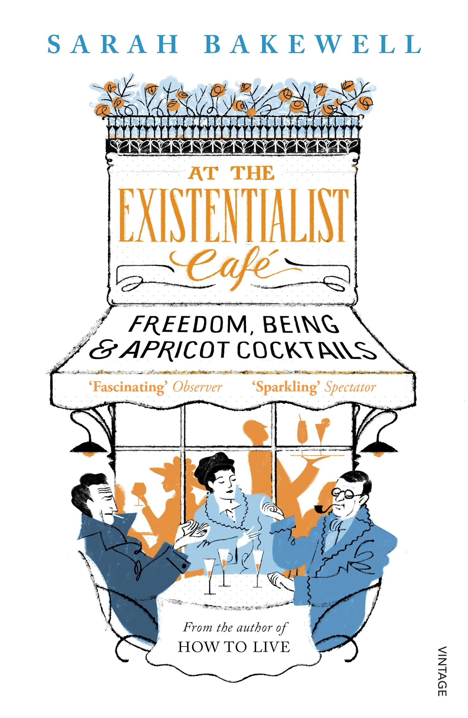 Αποτέλεσμα εικόνας για existentialist café freedom being and apricot cocktails