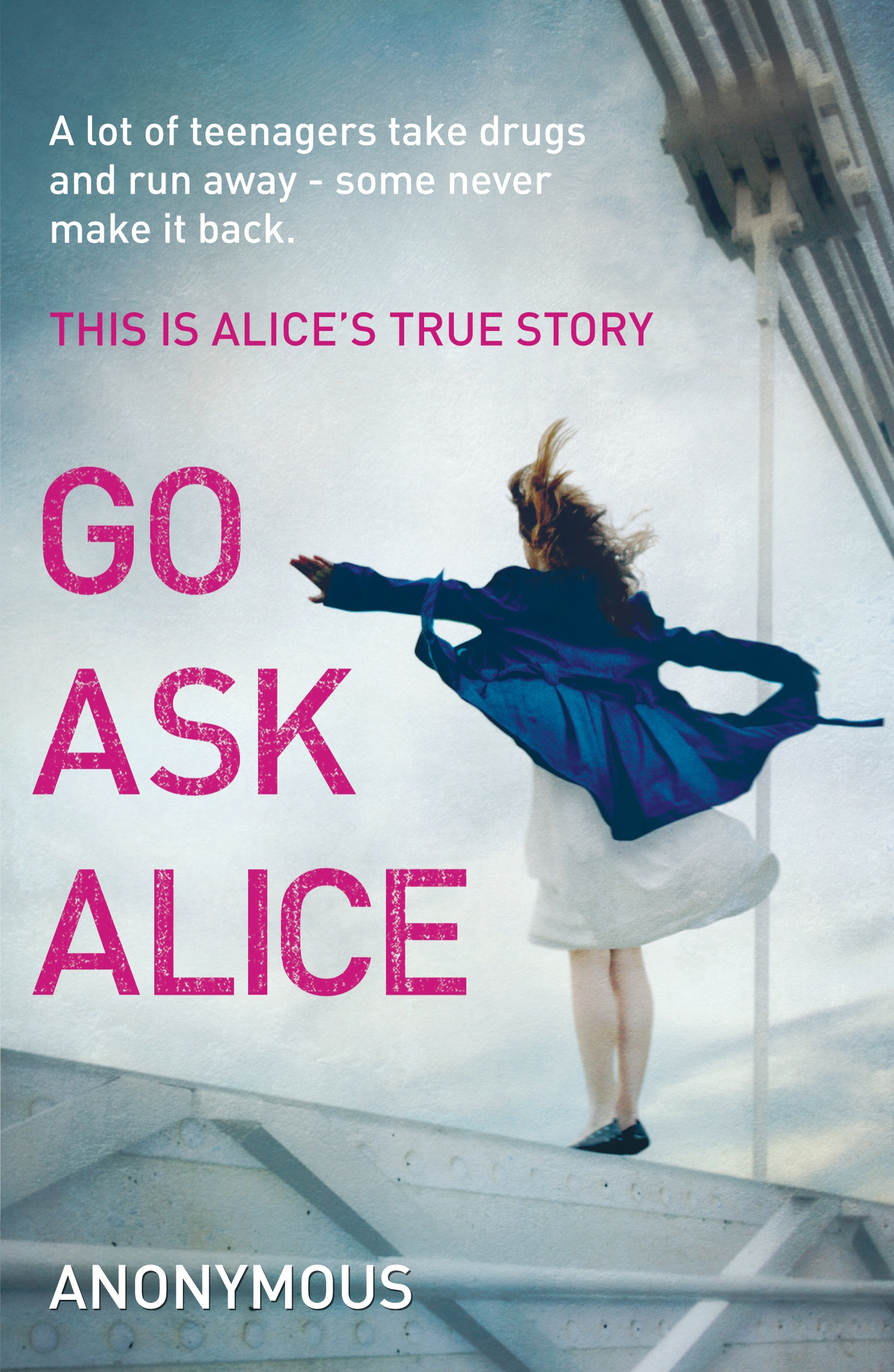 what is the book go ask alice about