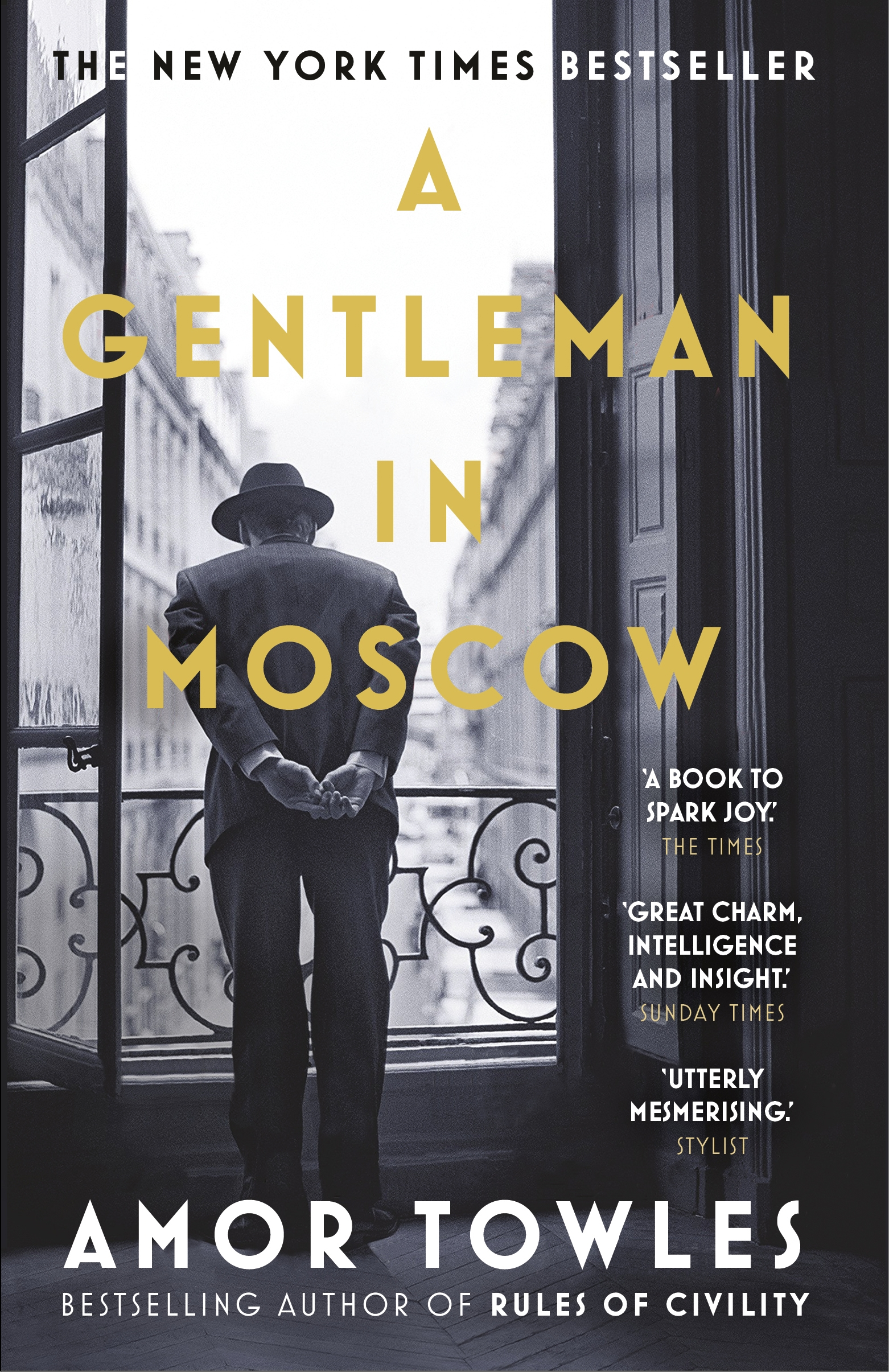 32337fe03 A Gentleman in Moscow by Amor Towles - Penguin Books Australia