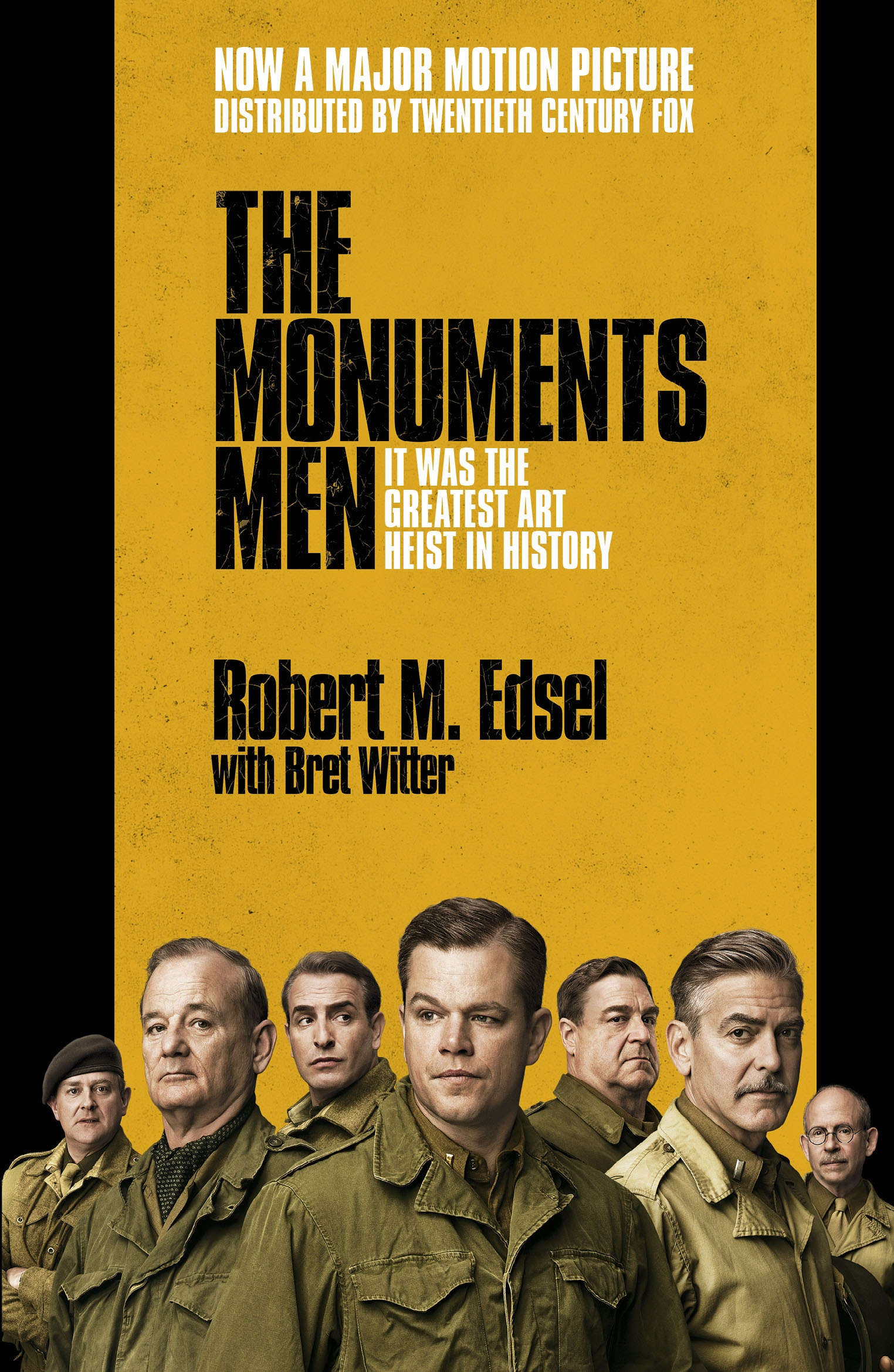 Image result for The Monuments Men by Robert Edsel