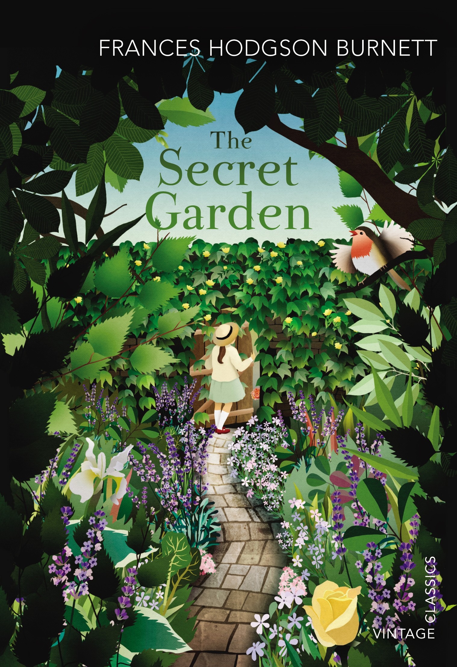Secret Garden: The Secret Garden: V&A Collector's Edition By Frances