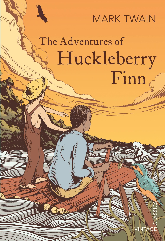 The Adventures of Huckleberry Finn by Mark Twain - Penguin Books ...