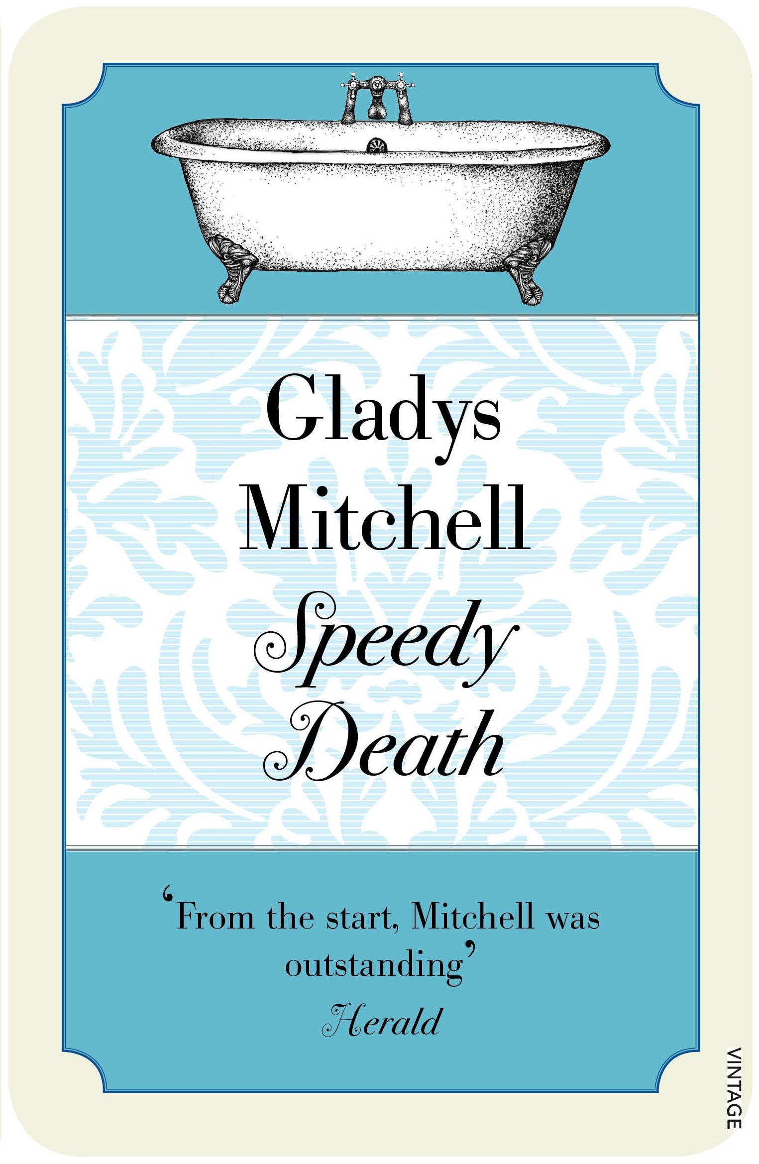 Bildergebnis für Speedy Death. Gladys Mitchell
