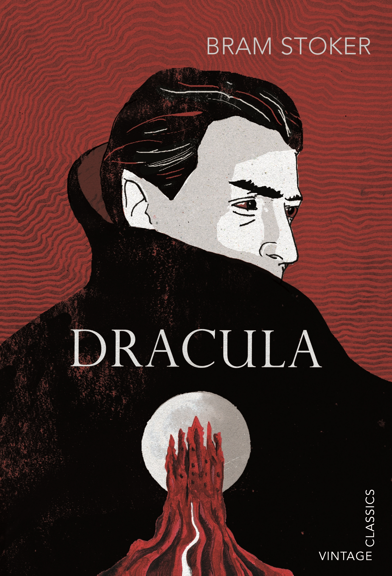Original Penguin Book Covers : Dracula by bram stoker penguin books australia
