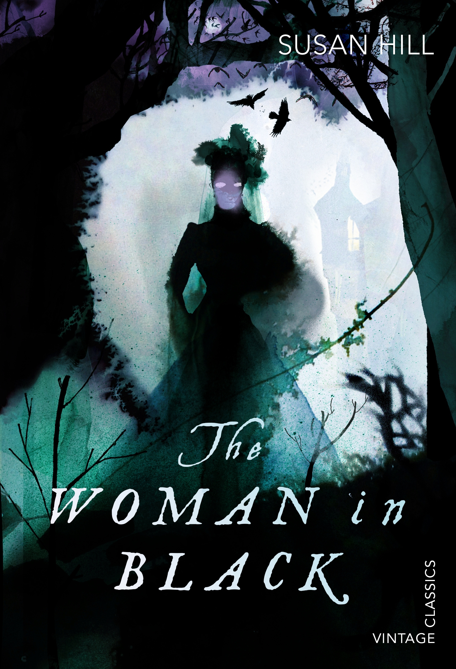 Book With Black Cover ~ The woman in black by susan hill penguin books new zealand