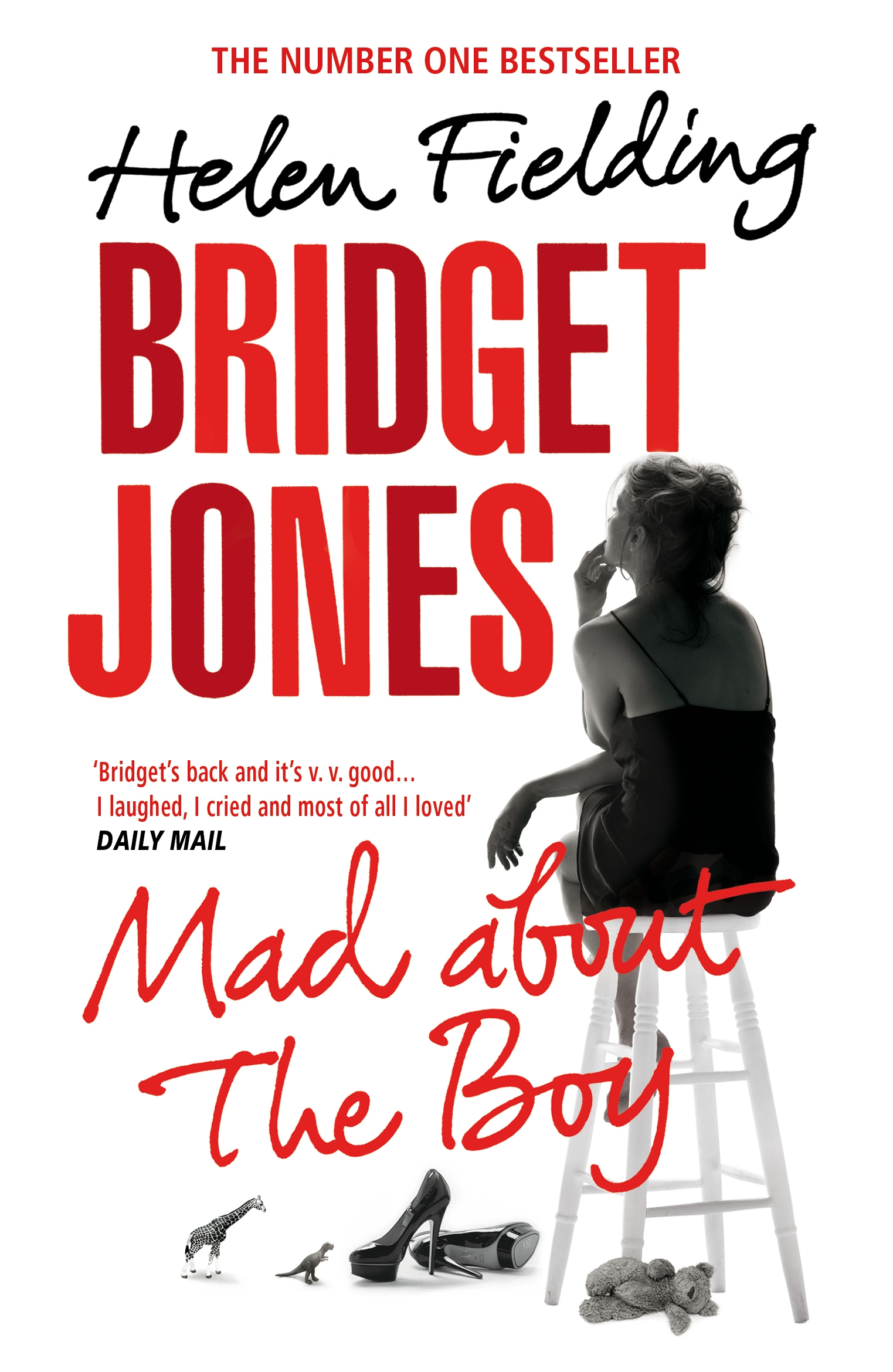 Bridget jones mad about the boy summary