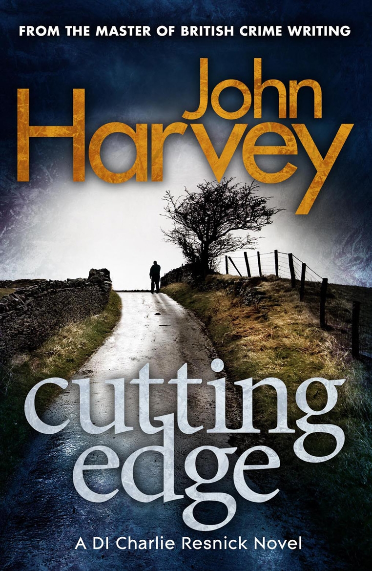 Cutting Edge By John Harvey Penguin Books Australia